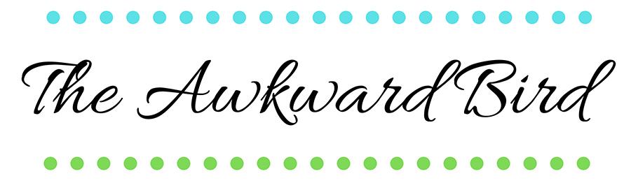 The Awkward Bird Logo